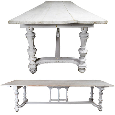 Antique Victorian Table - architectural-forum