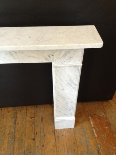 Victorian style marble surround