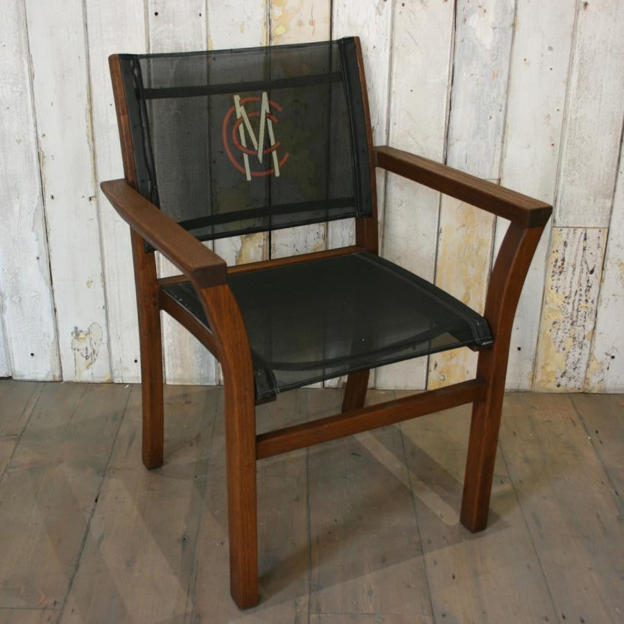 Reclaimed Teak Middlesex Country Cricket Garden Chairs