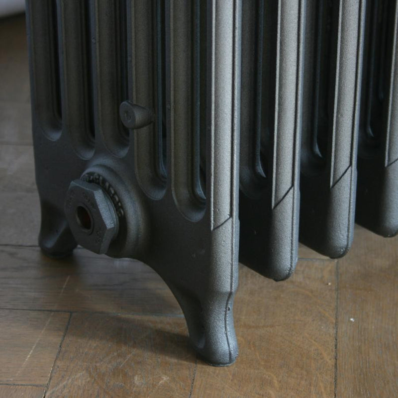 Antique column radiator