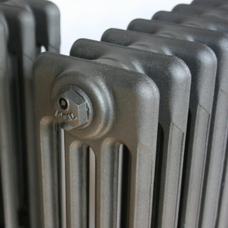 Original cast iron radiator