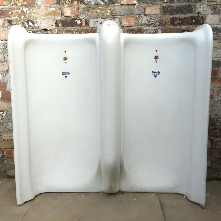 Antique Porcelain Urinals | The Architectural Forum