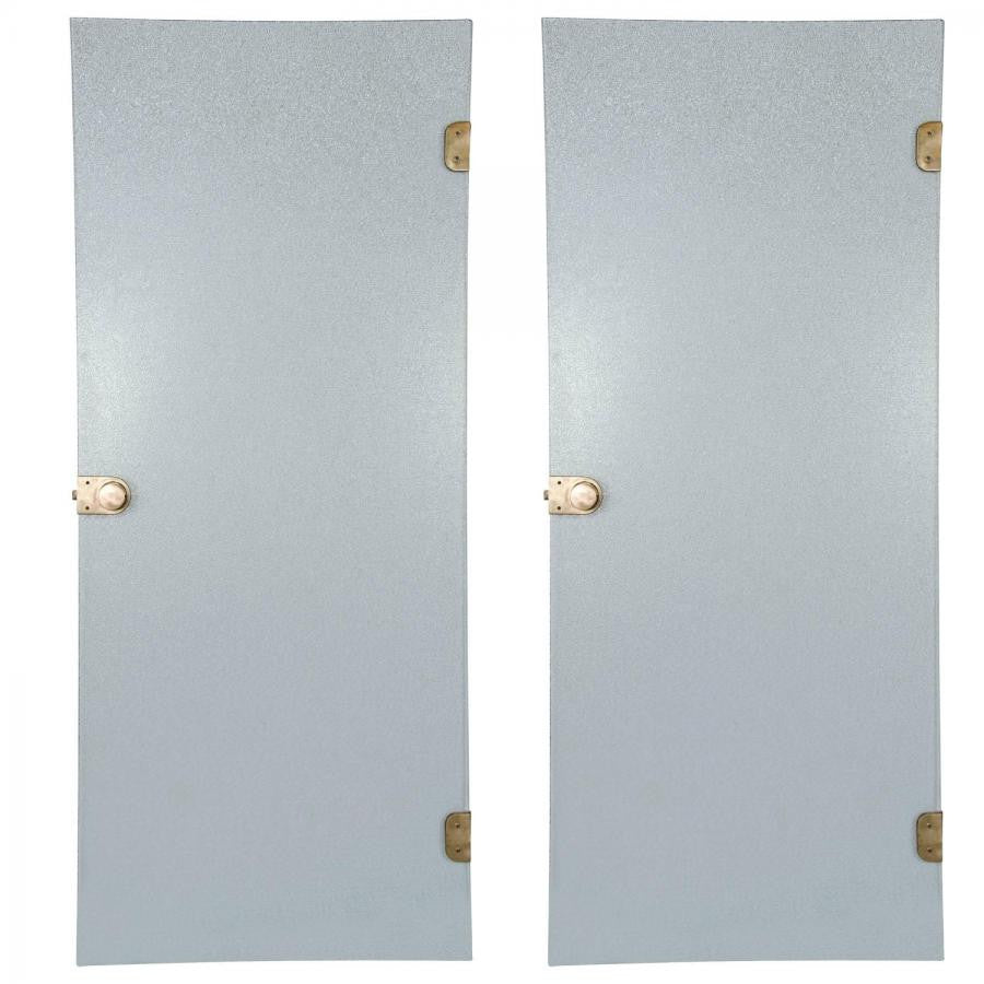 Art Deco Frosted Glass Door - The Architectural Forum