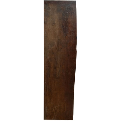 Reclaimed Teak / Iroko Worktop 236.5 X 64.5cm - architectural-forum