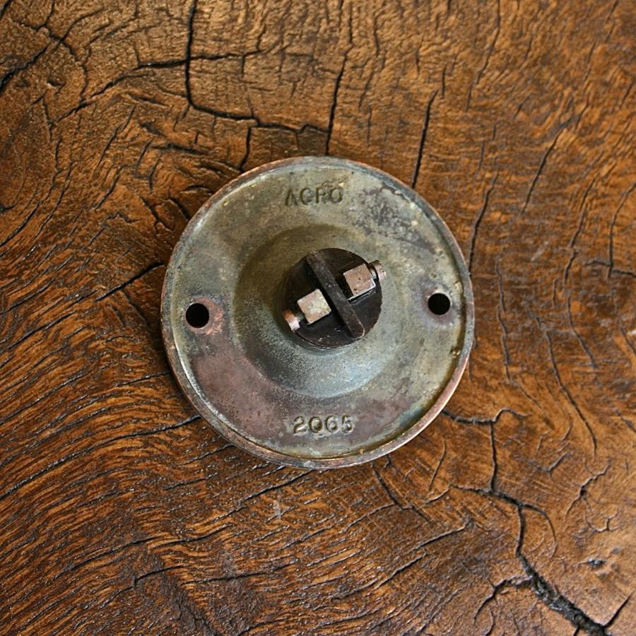 Vintage Brass Doorbells | The Architectural Forum