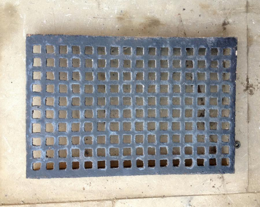 Antique Cast Iron Air Vent - architectural-forum