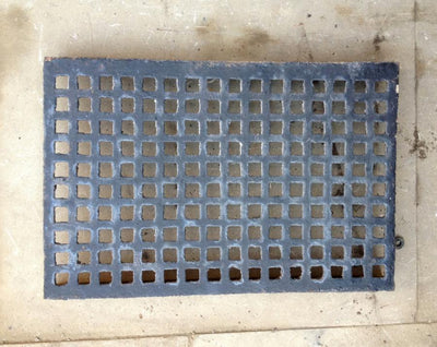 Antique Cast Iron Air Vent - The Architectural Forum