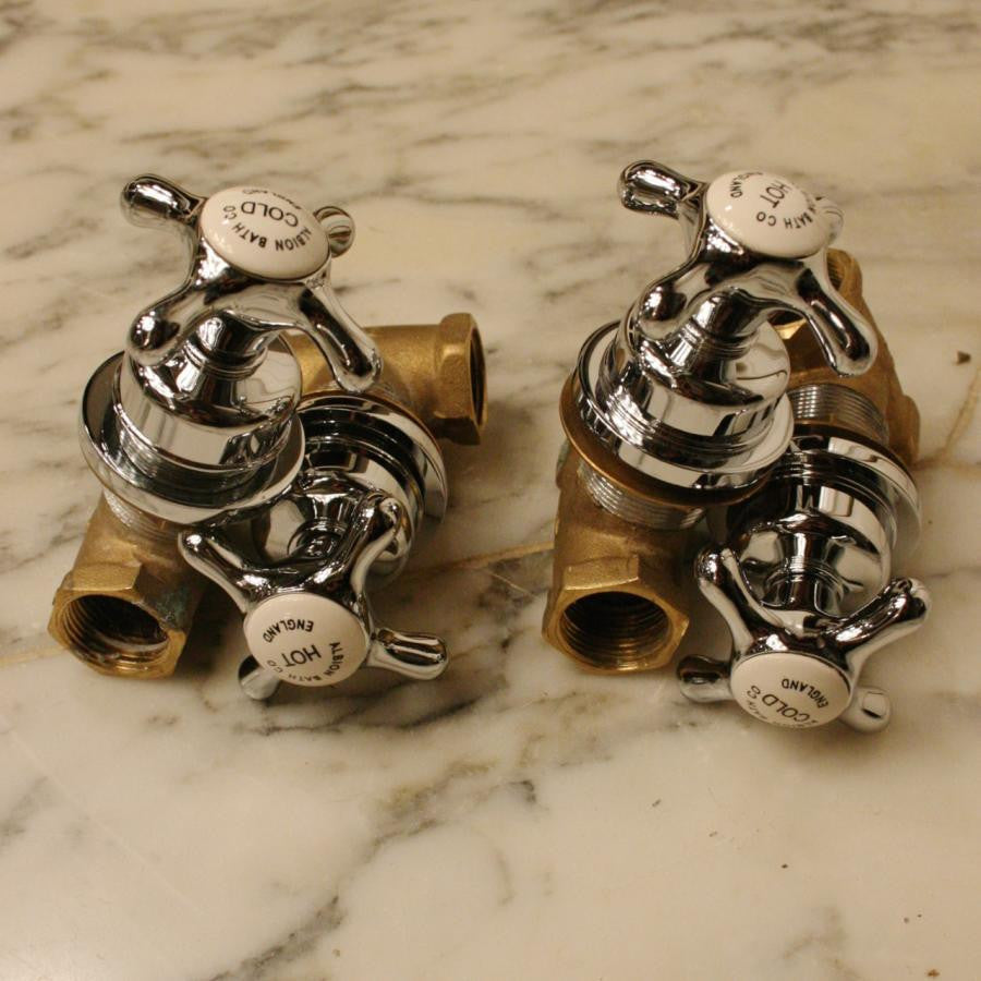 chrome valves - The Architectural Forum