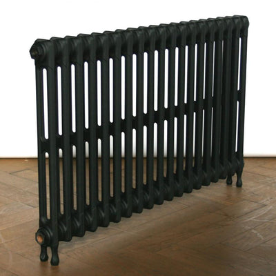 Antique two column radiator