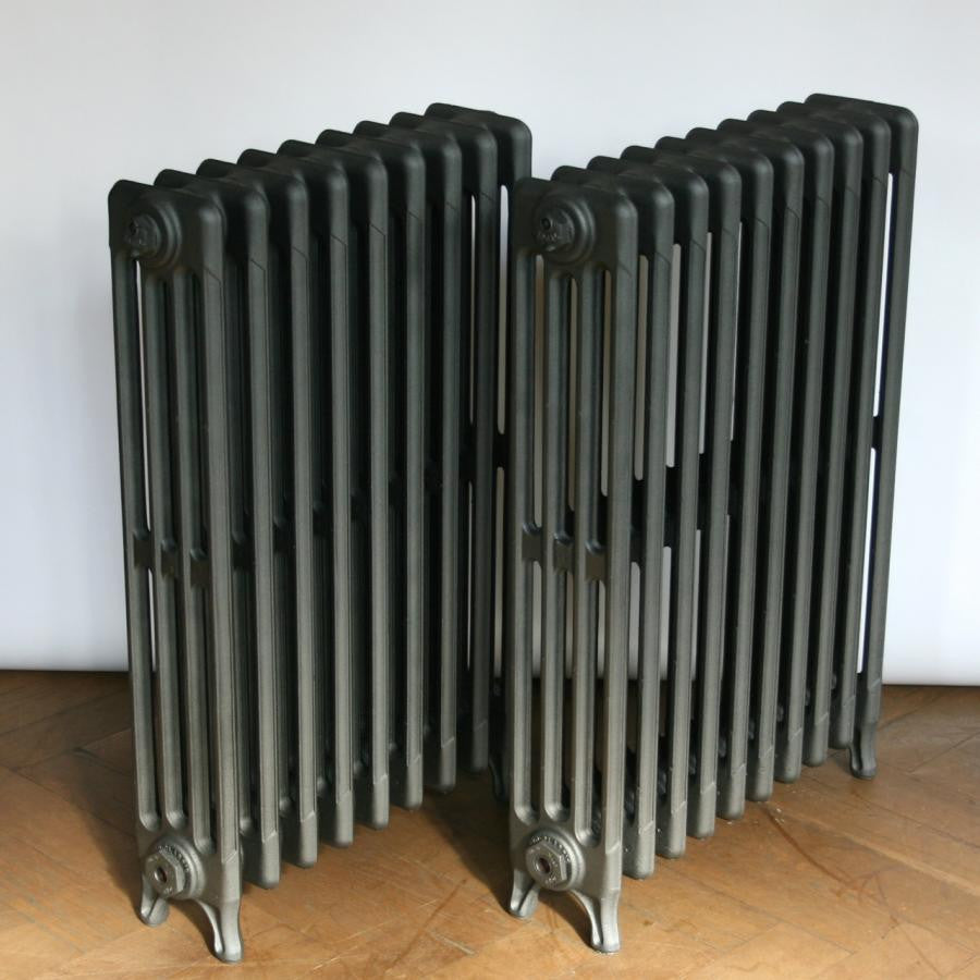 Reclaimed Cast Iron Four Column Radiators | The Architectural Forum