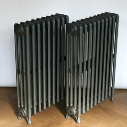 Four column radiators