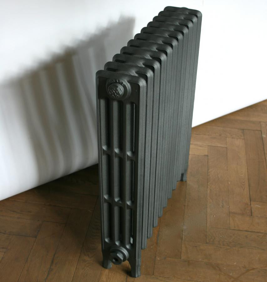 Reclaimed Original Crane Cast Iron Radiator - architectural-forum