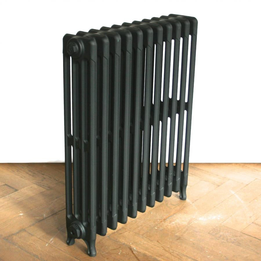 Reclaimed Original Ideal Cast Iron Radiator | The Architectural Forum