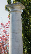 Pair of Portland Stone Columns From a London Hospital - architectural-forum