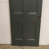 Antique Victorian 4 Panel Door - 200cm x 79.5cm
