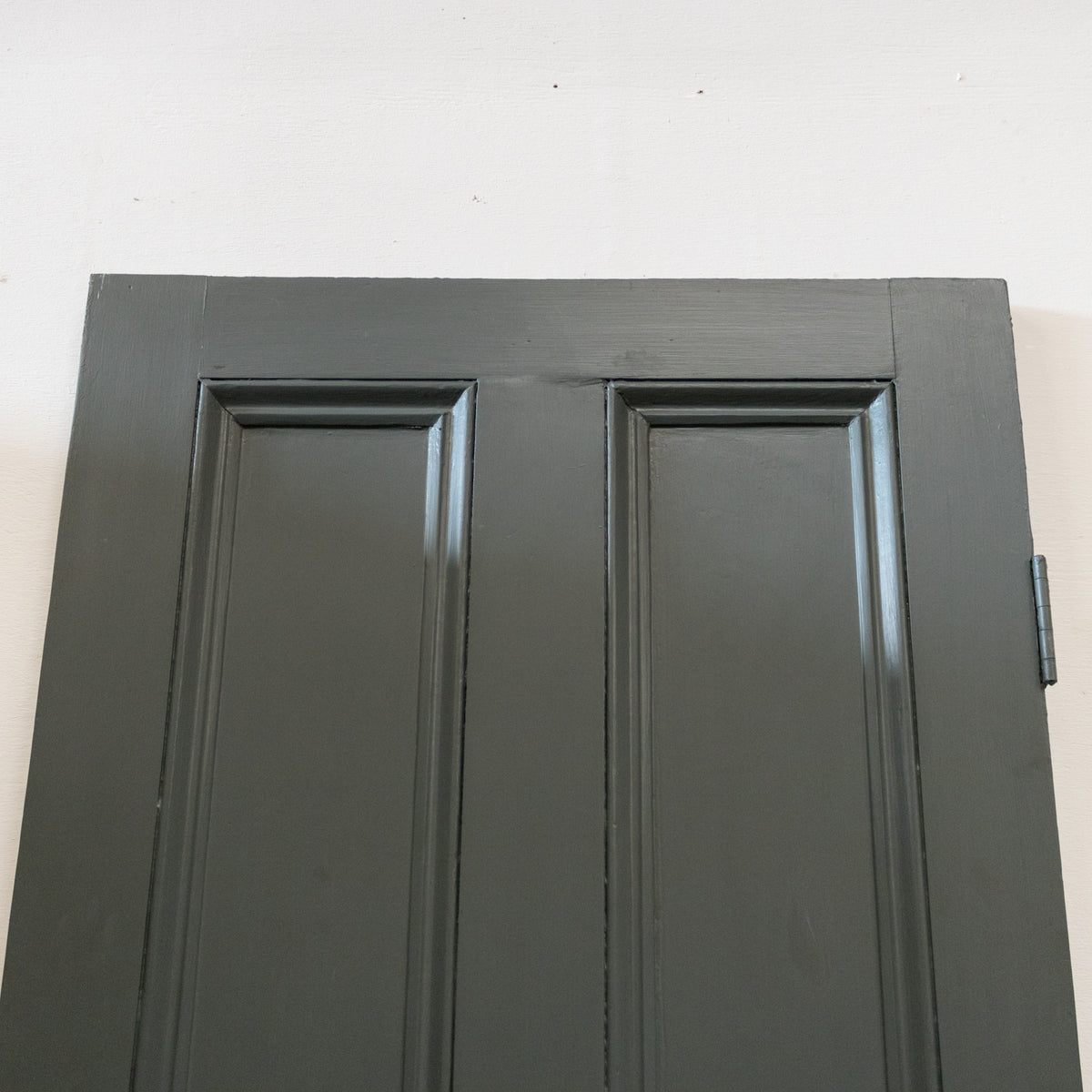 Antique Victorian 4 Panel Door - 200cm x 79.5cm | The Architectural Forum