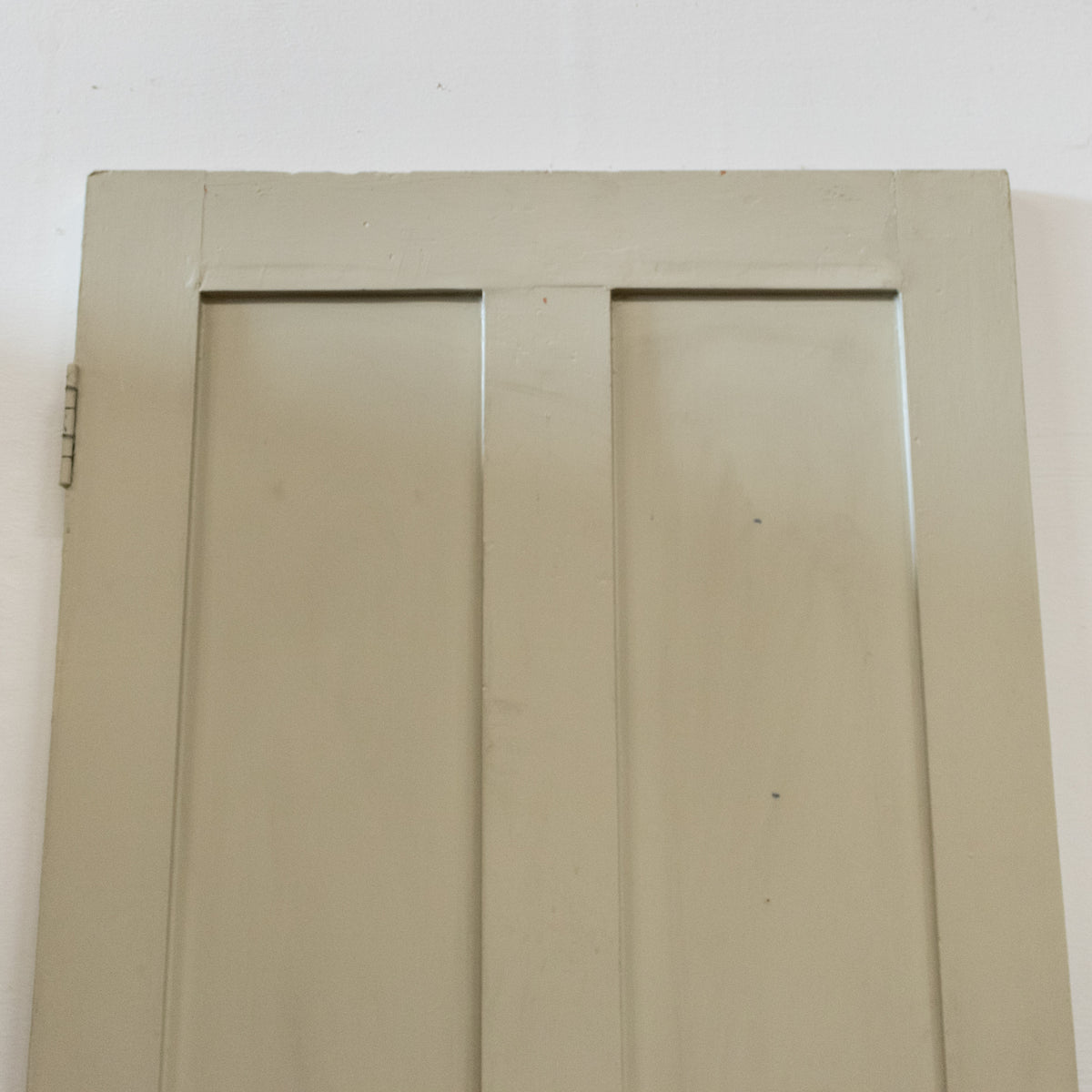 Antique Victorian 4 Panel Door - 200cm x 80cm | The Architectural Forum