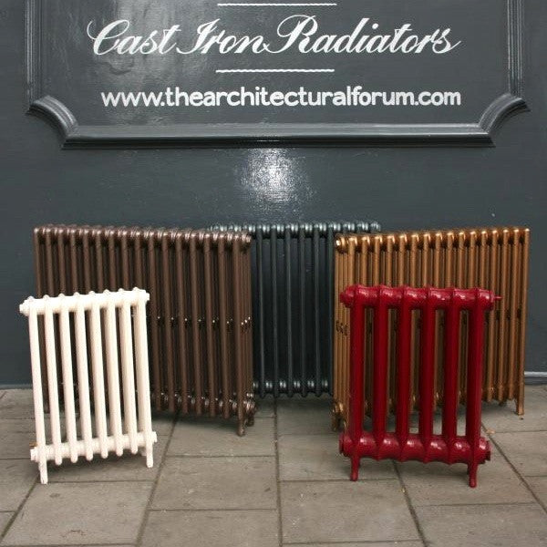 Antique Cast Iron Radiators - The Architectural Forum
