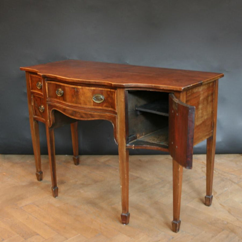 Antique Georgian Sideboard - architectural-forum