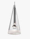 Reclaimed Flos Fucsia Cone Suspended Light - architectural-forum