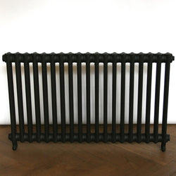 Original cast iron column radiator