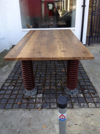 Electrical Insulator Dining Table - The Architectural Forum