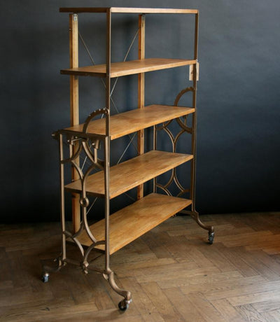Convertible Shelving Unit & Table - The Architectural Forum