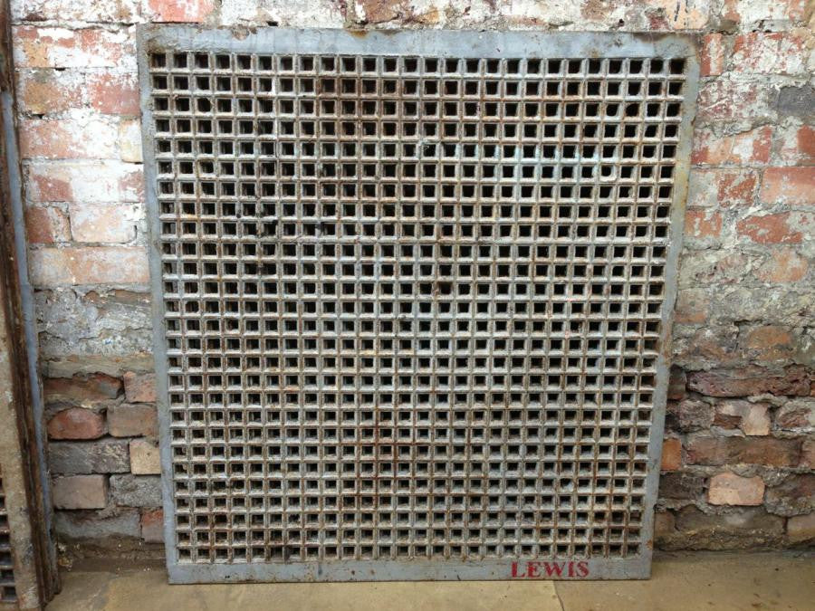 Cast Iron Grates - architectural-forum