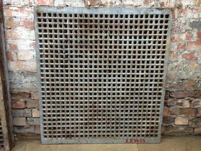 Cast Iron Grates - The Architectural Forum