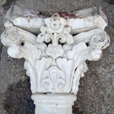 Antique Victorian Corinthian Columns - The Architectural Forum