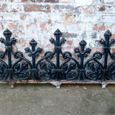 Antique Cast Iron Railings - The Architectural Forum