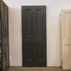 Antique Victorian 4 Panel Door - 202cm x 81cm