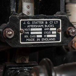 1930s vintage electrical switch