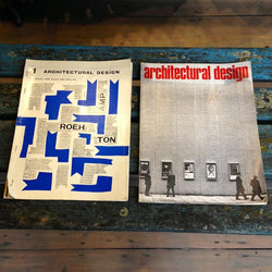 20th century architectural magazines