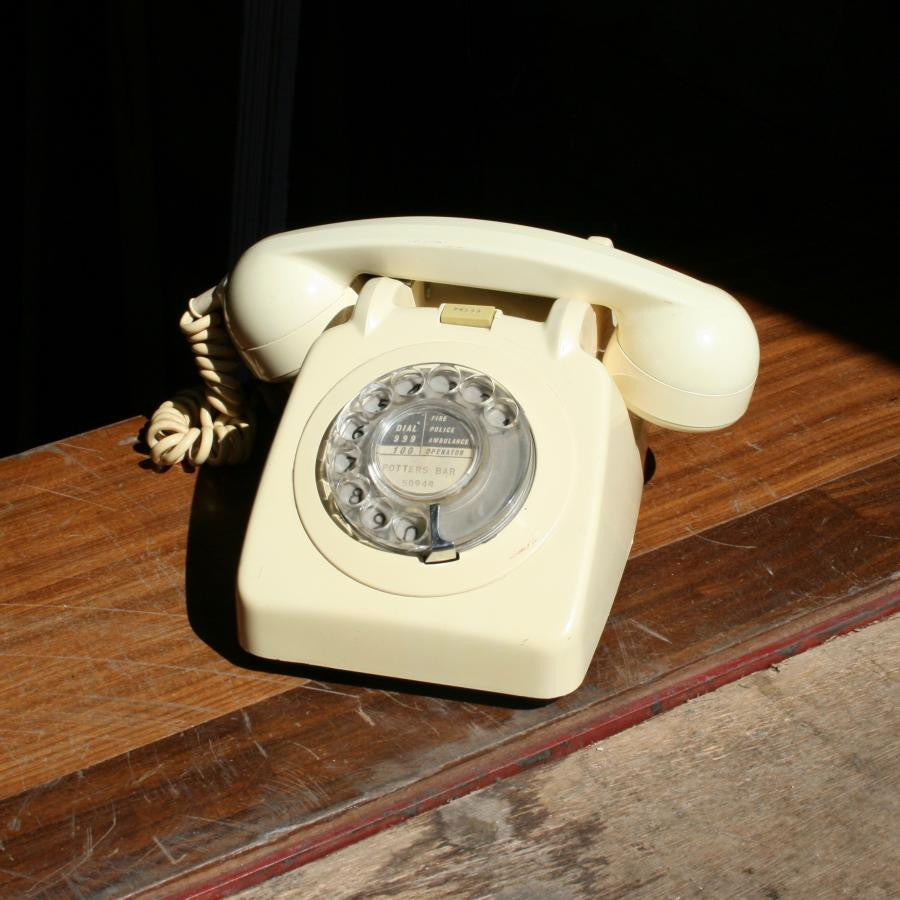 Original Vintage 1960s Telephone