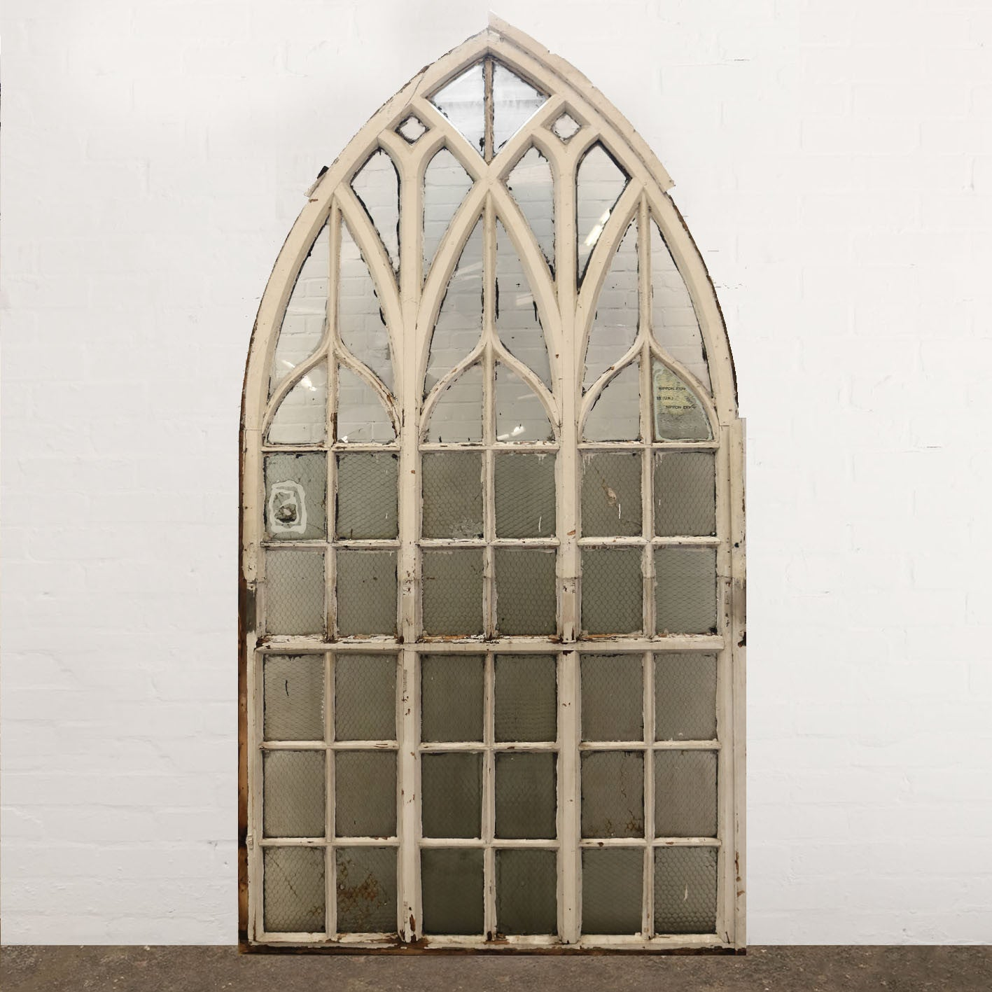 Reclaimed Gothic Church Windows - architectural-forum