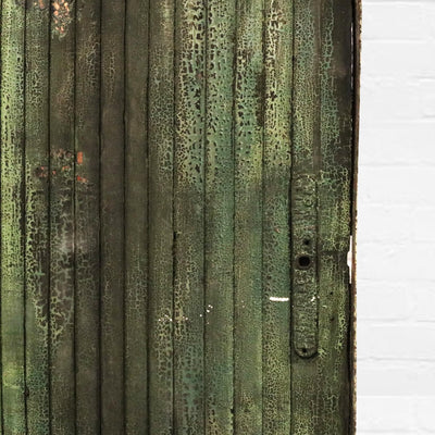 Antique East London Shop Roller Shutter - The Architectural Forum