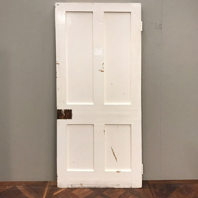 solid wood door