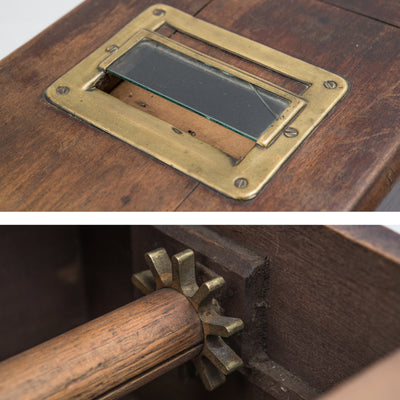 Reclaimed Wooden Money Register - architectural-forum