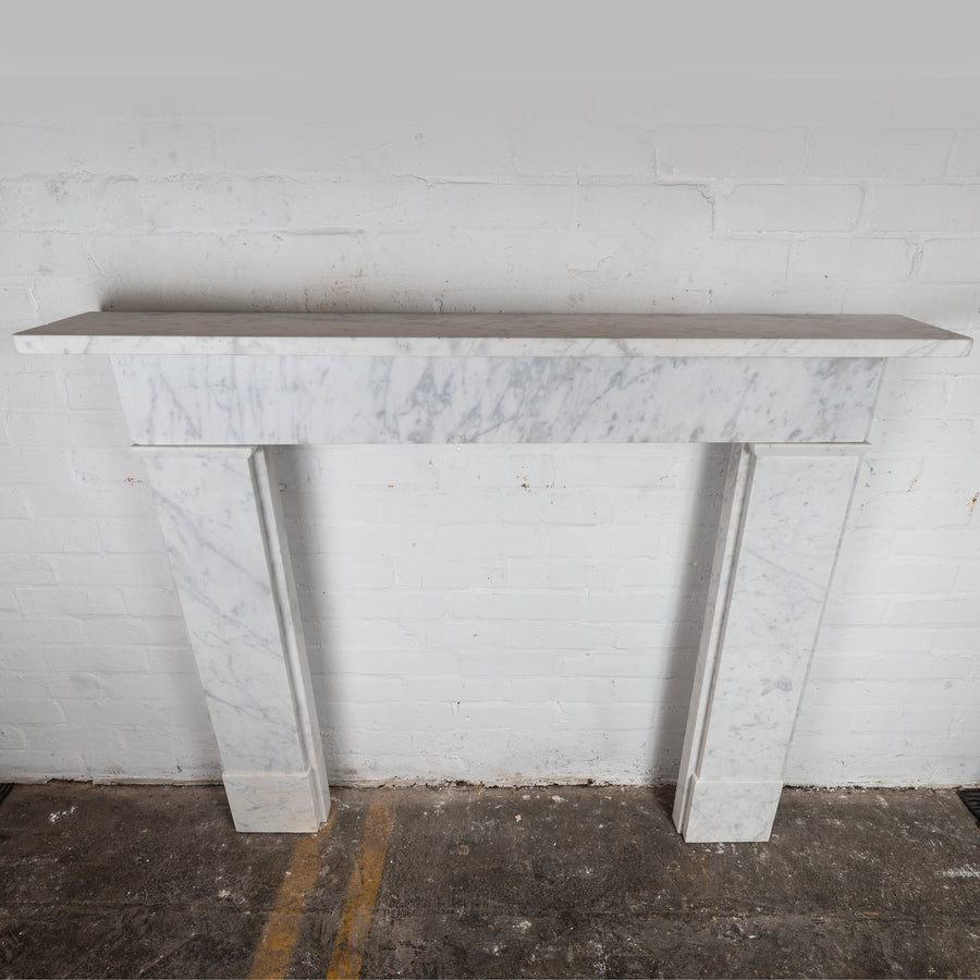 Antique Victorian Carrara Crossover Surround