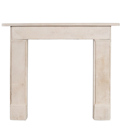 Georgian Bath Stone Fire Surround - The Architectural Forum