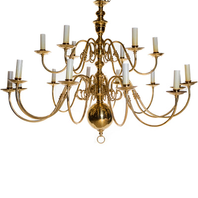 Antique lighting the architectural forum large two tier antique brass chandelier aloadofball Images