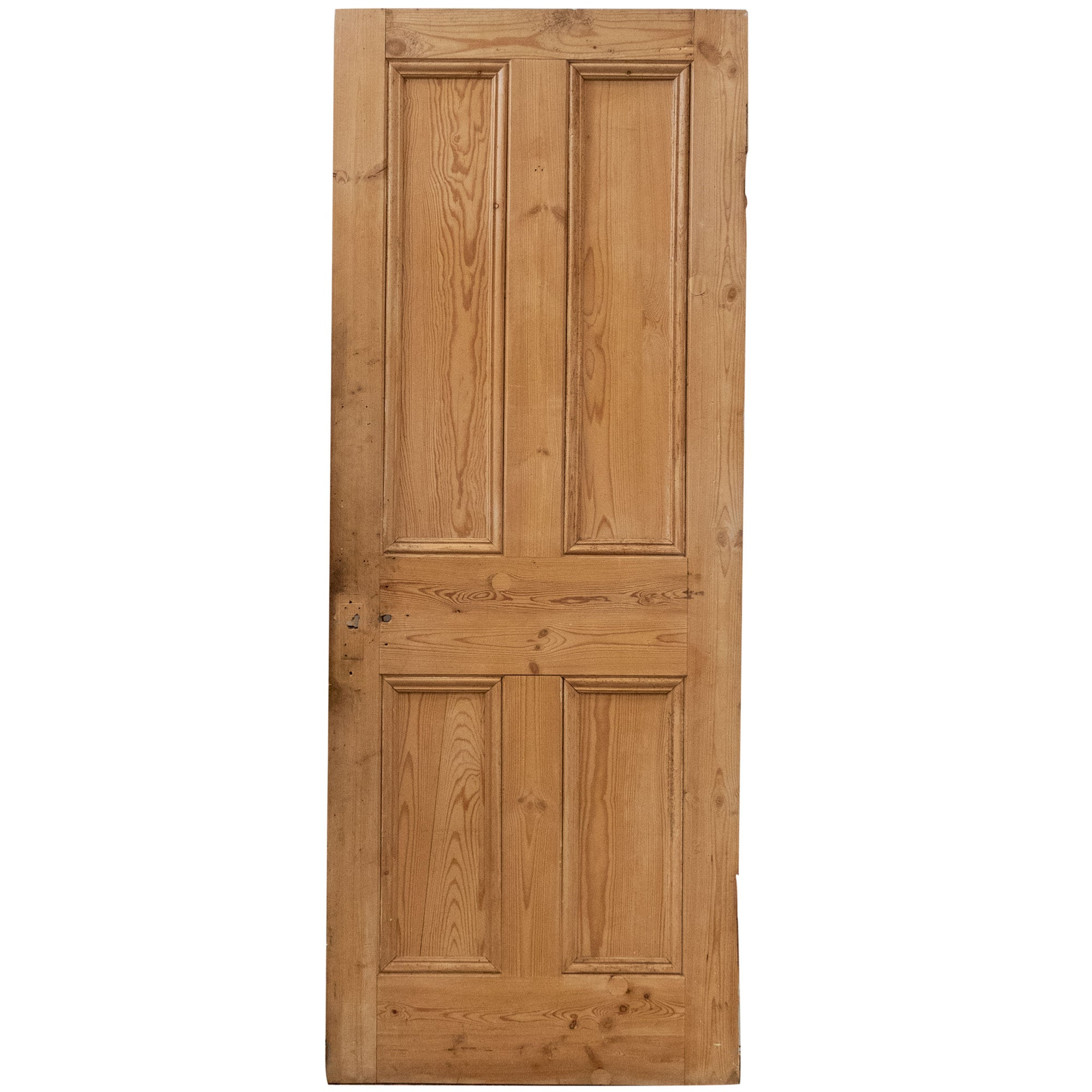 Victorian 4 Panel Door - 195cm x 75cm - architectural-forum