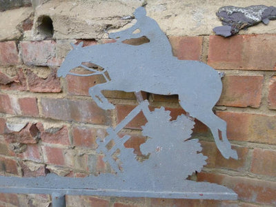 Equestrian Weathervane - architectural-forum