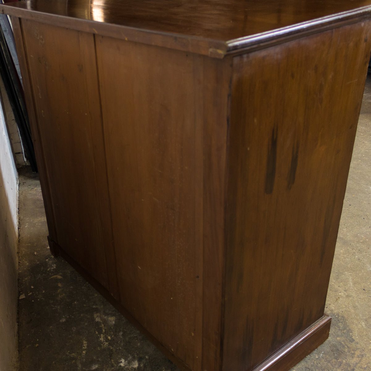 Antique Early Edwardian Maple & Co Mahogany Chest of Drawers | The Architectural Forum
