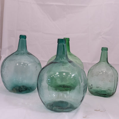 Antique Spanish Damajuana / Demijohn - The Architectural Forum