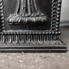 Antique Late Georgian Hob Grate In The Manner of Robert Adam - architectural-forum