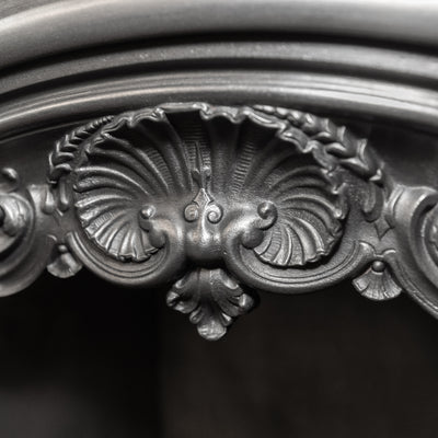 Antique Victorian Cast Iron Horseshoe Insert - The Architectural Forum