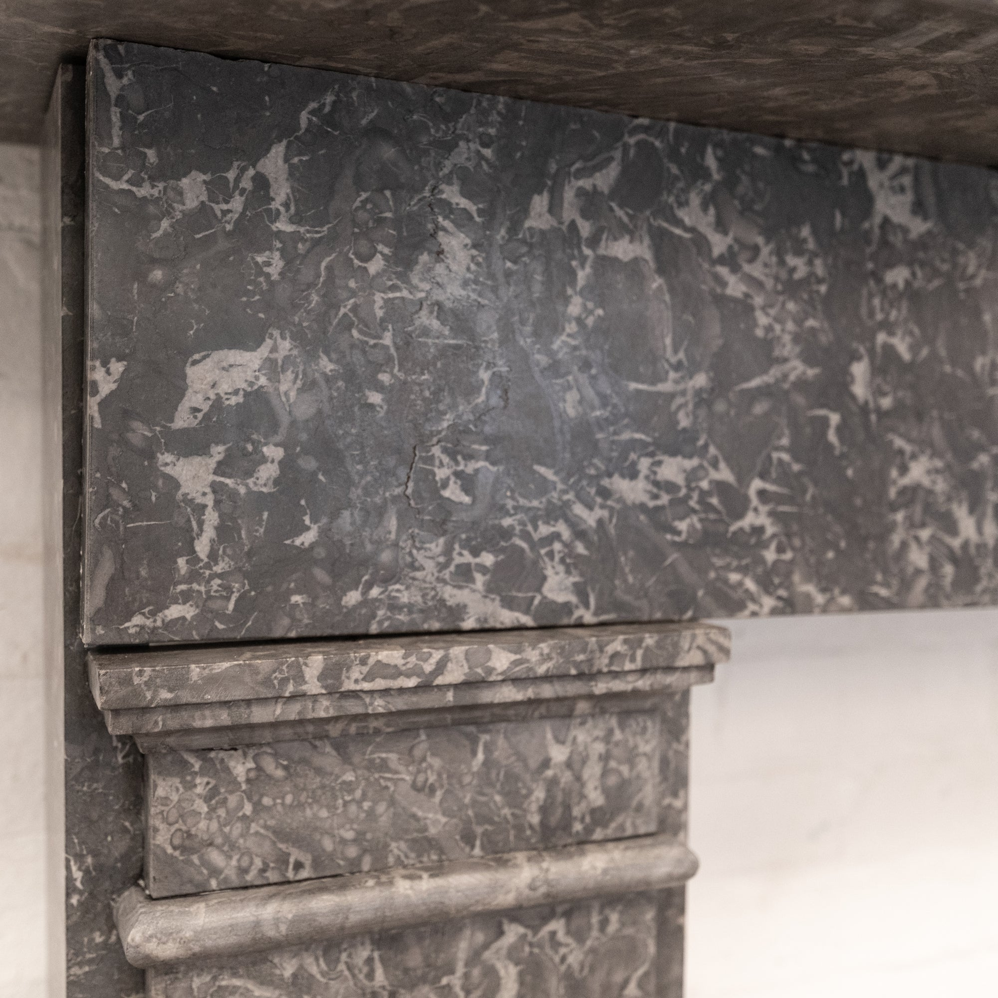 Antique marble Fireplace Surround | The Architectural Forum