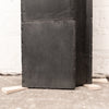 Antique Early Georgian Belgian Black Marble Fire Surround - architectural-forum